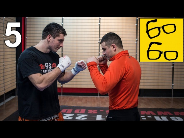 Бокс против муай тай! Спарринг Алиев vs Дунец — боксер/боевой самбист против тайского боксера (5/6) ,jrc ghjnbd vefq nfq! cgfhhb