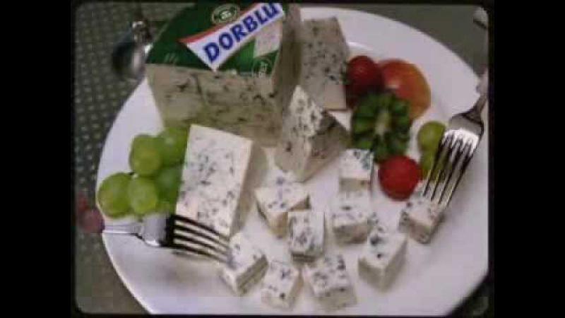 Сыр DorBlu - Наслаждение для искушенных
