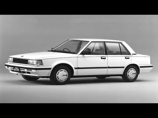 Nissan Auster JX 1800 GT EX T11 '06 1983 10 1985