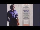 Nikolai Rakov Sonata for violin and piano No. 1 - I. Allegro energico (1951)