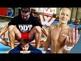 Flexible Kids GYMNASTICS - Future Olympics Stars!
