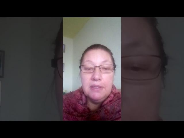 Видеоотзыв на Тренинг Аделя Гадельшина от Пинчук Елизаветы