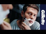 Быть Лучшим Федор Смолов х Gillette Fusion ProGlide с Технологией FlexBall