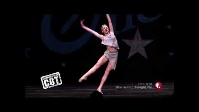 Lucky Star - Chloe Lukasiak - Full Solo - Dance Moms Choreographers Cut