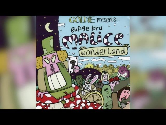 Goldie Presents Rufige Kru Malice In Wonderland Full Album