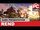 Геймплейная демонстрация из фракционного ролевого экшена Rend на 60 игроков