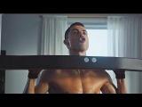 Криштиану Роналду - Самые жесткие тренировки в одном видео