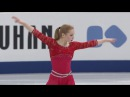 Daria PANENKOVA RUS ISU JGP Final Ladies Feee Skating Nagoya 2017