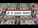 Ощущение на обладание $3600000. Медитация от Клаус Джоул в 2-х частях.