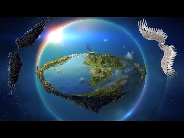 Аластор. Плоская Земля. Кто наблюдает за нами из-за купола?