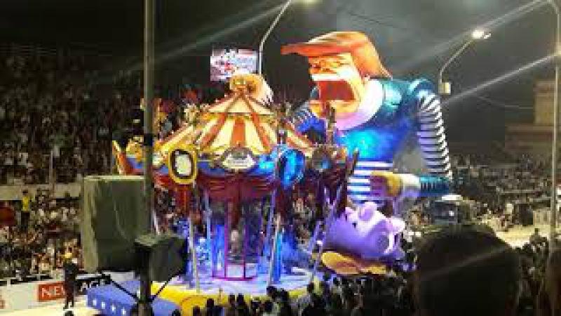 Papelitos 2018 1ra noche - Carnaval de Gualeguaychu 2018 6/1/2018 parte 3/7