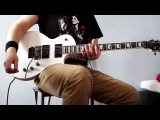 Rammstein - Du Riechst So Gut (Live Instrumental) Guitar Cover