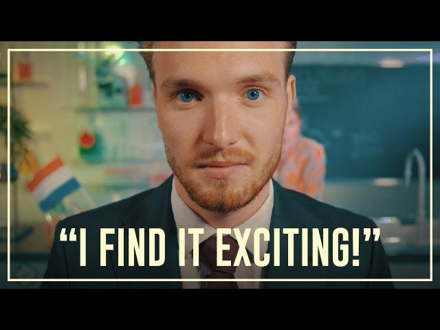 Bastiaan applies for a job on cocaine | Drugslab