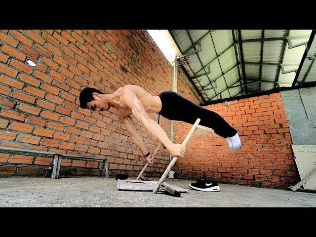 Beast Street Workout Motivation - Theary Pov [TOP Athlete In Planche - Maltese]