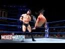 Wrestling Premium Finn Bálor Sasha Banks vs. Shinsuke Nakamura Natalya - WWE Mixed Match Challenge