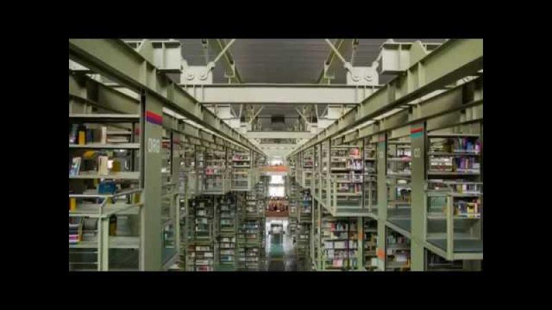 Mexico Vasconcelos Library CDMX