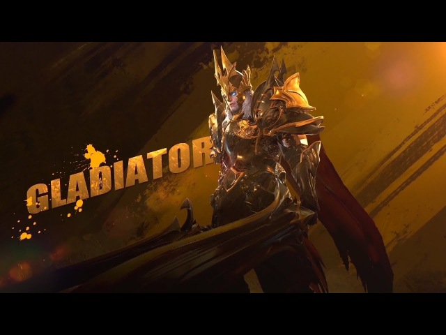 Blade 2 TROTE - Gladiator (Character Skill) CBT 2018