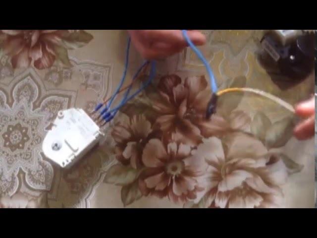 Компоненты системы No Frost и их подключение. Система оттайки холодильника с системой ноу фрост.