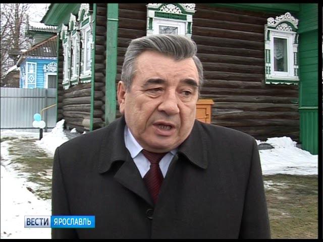 В деревню Коромыслово Гаврилов Ямского района пришёл газ