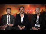 War Horse - Interview with Patrick Kennedy, Tom Hiddleston and Toby Kebbell
