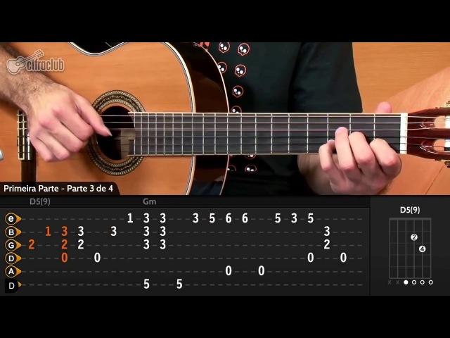 Pirates of the Carabbean (Main Theme) - Complete Guitar Lesson (tabs)