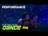 Vanessa Hudgens &amp Robert's Performance  Season 14 Ep. 15  SO YOU THINK YOU CAN DANCE