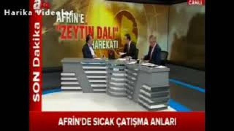 Afrin e Zeytin dalı Harekat nın Yüksek Ateş Gücü yle Başlaması AHaber de Mesut Hakkı Caşın Yorumluyo