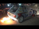 15° Rally Legend 2017 - Day 1 - ANTI-LAG Launch Controls by Night!