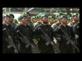 Iran parade of Graduate Student from Army Officer Universities رژه دانشجویان دانشگاه افسری ار&#157