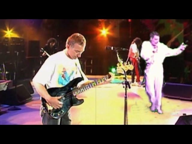 Queen The Show Must Go On Freddie Mercury Concerto musica anni 90