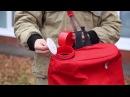 Как работать с ранцевым лесным огнетушителем