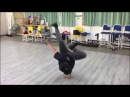 Bboy Eric Dope Airchair Tricks and PowerMoves