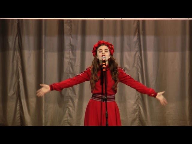 І місце у Міжнародному конкурсі Калейдоскоп талантів номінація народний вокал