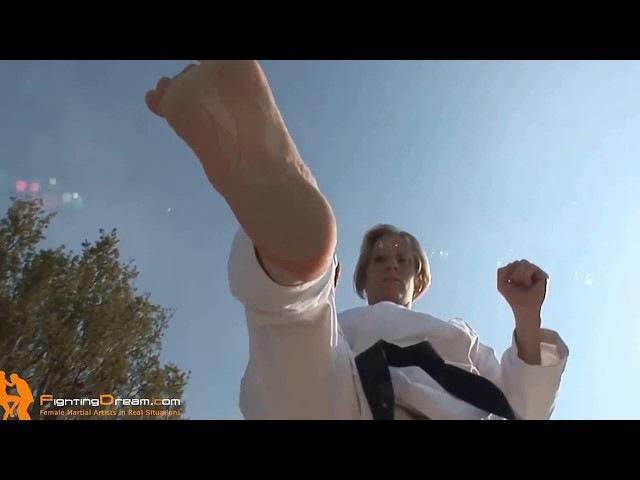 Chiara Karate GI