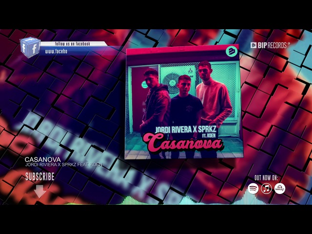 Jordi Rivera x SPRKZ Feat. Koen - Casanova (Official Music Video Teaser) (HD) (HQ)