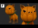 ZBrush Pumpkin Sculpting Tutorial - Follygon