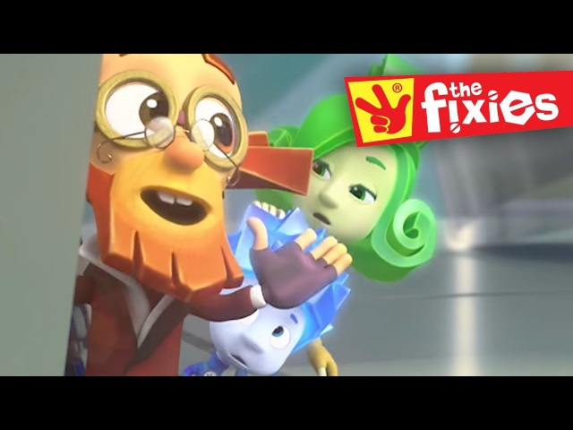 The Fixies ★ The Bar Code - More Full Episodes ★ Fixies English | Fixies 2018 | Cartoon For Kids