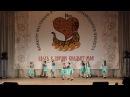 Танец Сплетницы - еврейский танец на конкурсе Волга в сердце впадает мое 2018