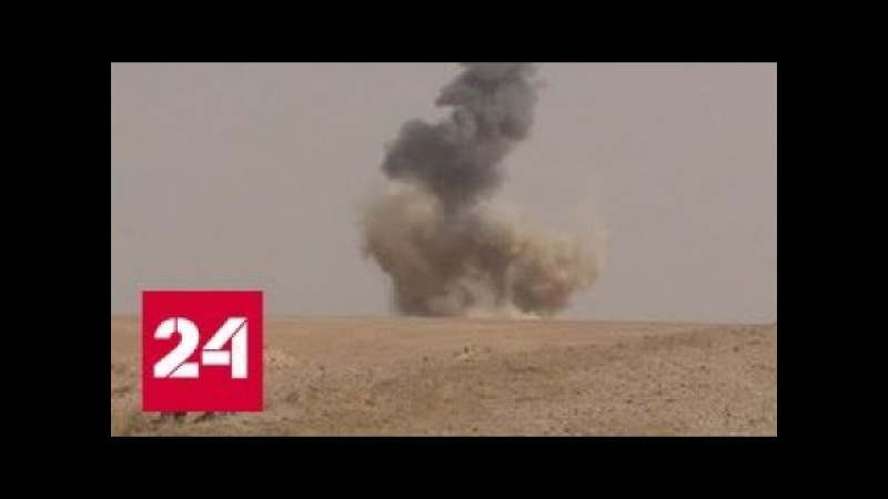Факты: американцы вывезли из Дэйр-эз-Зора главарей ИГИЛ