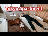 Living in Japan - TOKYO APARTMENT TOUR in Shinjuku | Where To Stay in Tokyo $60 Per Night!