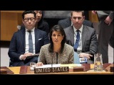 BREAKING US Ambassador to UN Nikki Haley DESTROYS UN for Willful Ignorance of Middle East Conflict