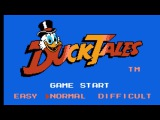 Duck Tales NES - Прохождение (Утиные истории Dendy, Денди - Walkthrough)