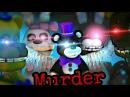 (SFM)-FNAF Murder by BoyinaBand, Minx Chilled TheRPGMinx