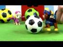 Познавательные мультики для малышей Цветные мячики