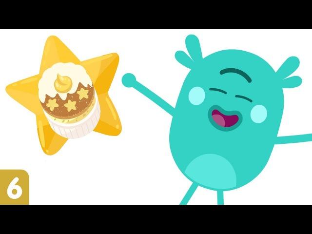 The Bumble Nums Make A Starlight Souffle! | Childrens Cartoon