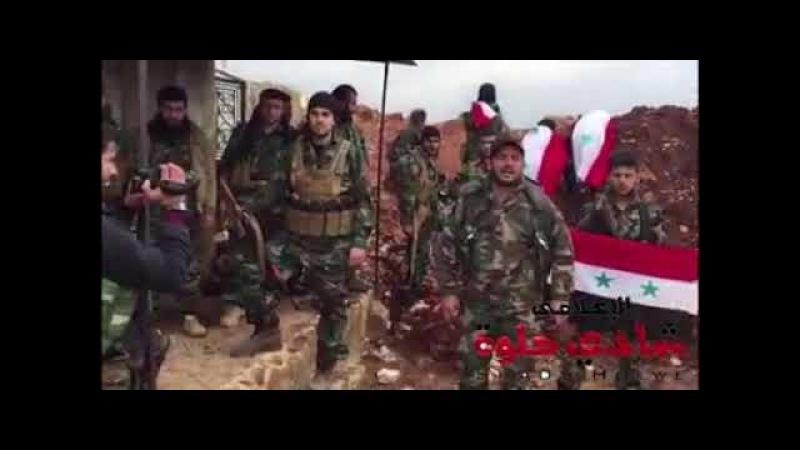 Заявляется о прибытии сирийского ополчения на позиции у Джандариса