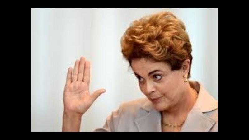 "Senador pede desculpas a Dilma e ao povo brasileiro por ter apoiado golpe ""botei uma quadrilha ali"""