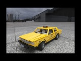 LEGO Technic - Chevrolet Caprice Classic N.Y.C. TAXI