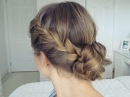 Bohemian Braid Updo | Hair Tutorial - Simple Easy