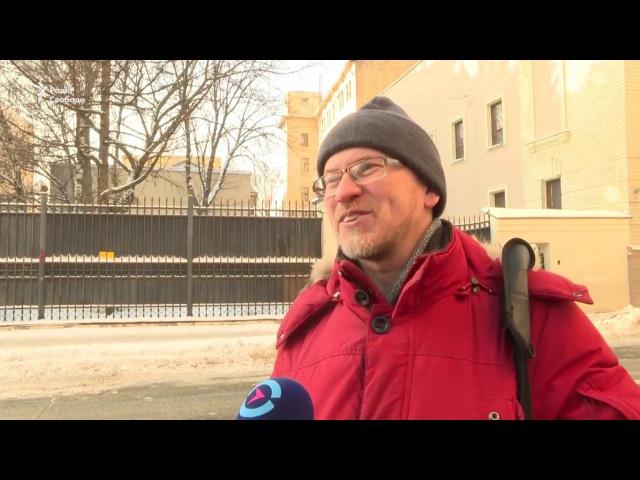 Жителі Москви процитували улюблені рядки поезії Висоцького